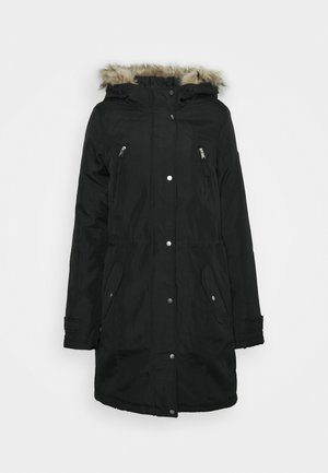 VMEXPEDITIONTRACK - Zimní kabát - black