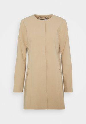 JDYNEW BRIGHTON SPRING COAT - Short coat - tan