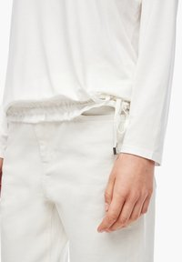 s.Oliver - Long sleeved top - cream - 4