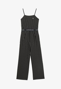 Calvin Klein Jeans - CITY STRIPE STRAP - Jumpsuit - black - 2