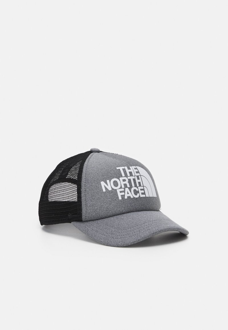 The North Face - LOGO TRUCKER UNISEX - Lippalakki - medium grey heather