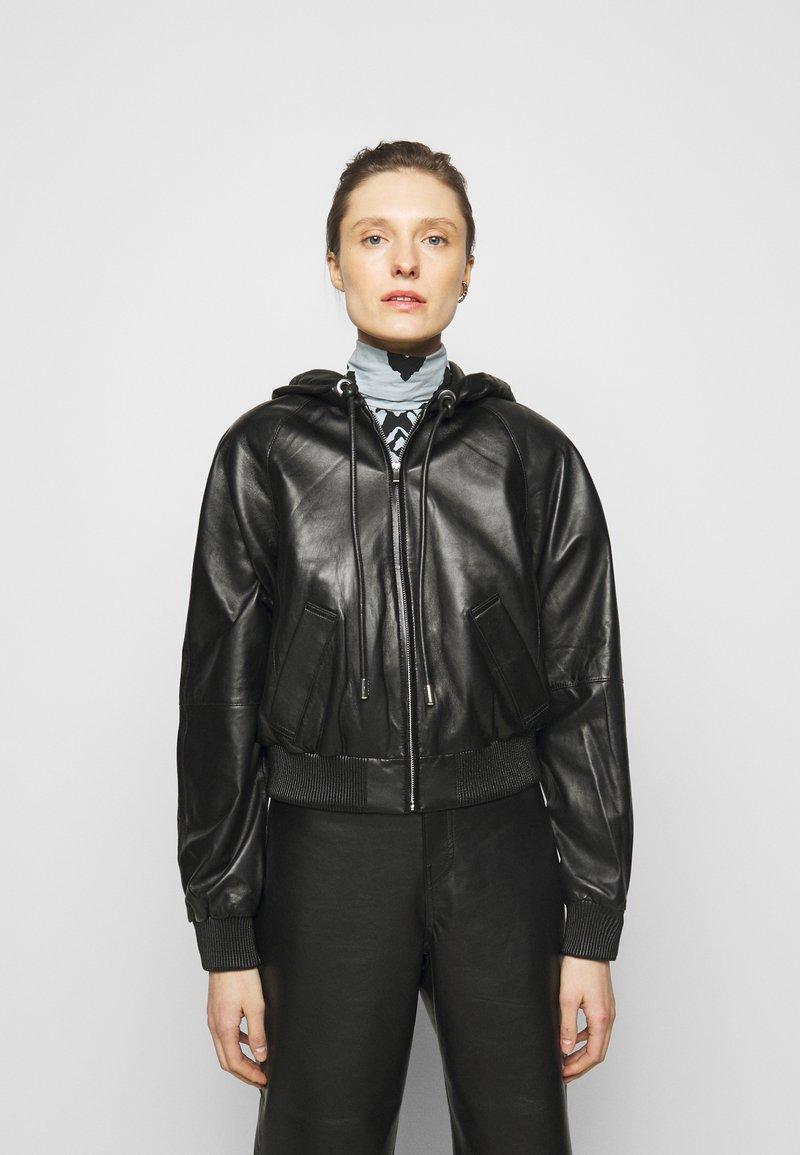Proenza Schouler White Label - Veste mi-saison - black