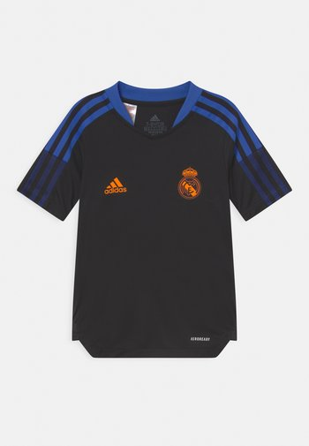 REAL MADRID UNISEX - Club wear - black