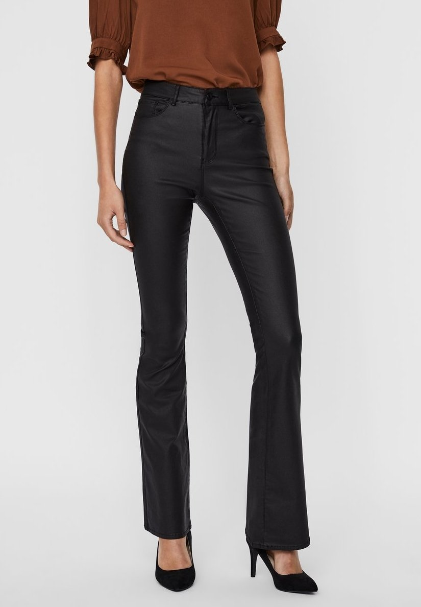 black jeans with trumpet  Mother jeans  Skinny Jeans