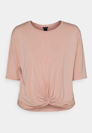 OTILIA - Basic T-shirt - light pink