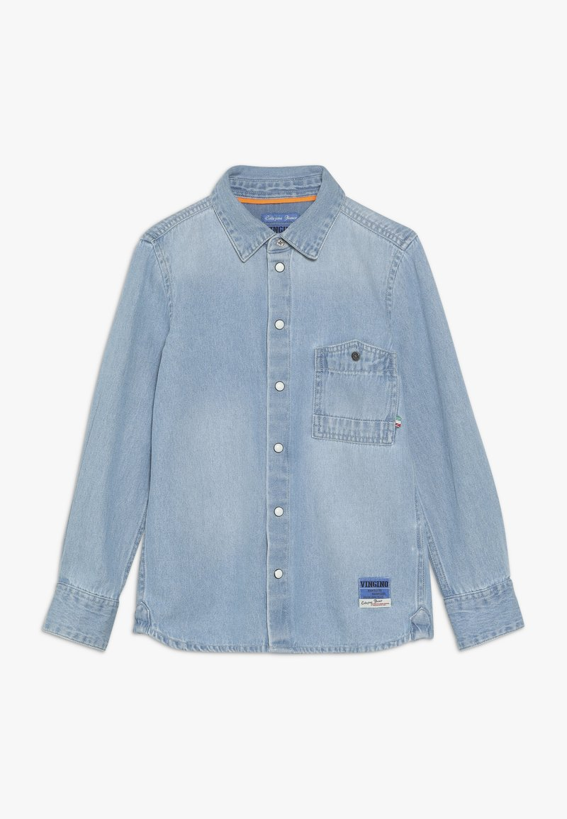 Vingino - LURESH - Shirt - mid blue wash