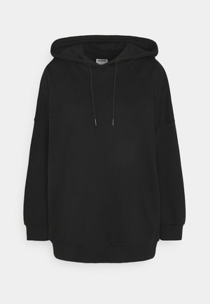 NMBELIEVE NEW OVERSIZE - Sweat à capuche - black