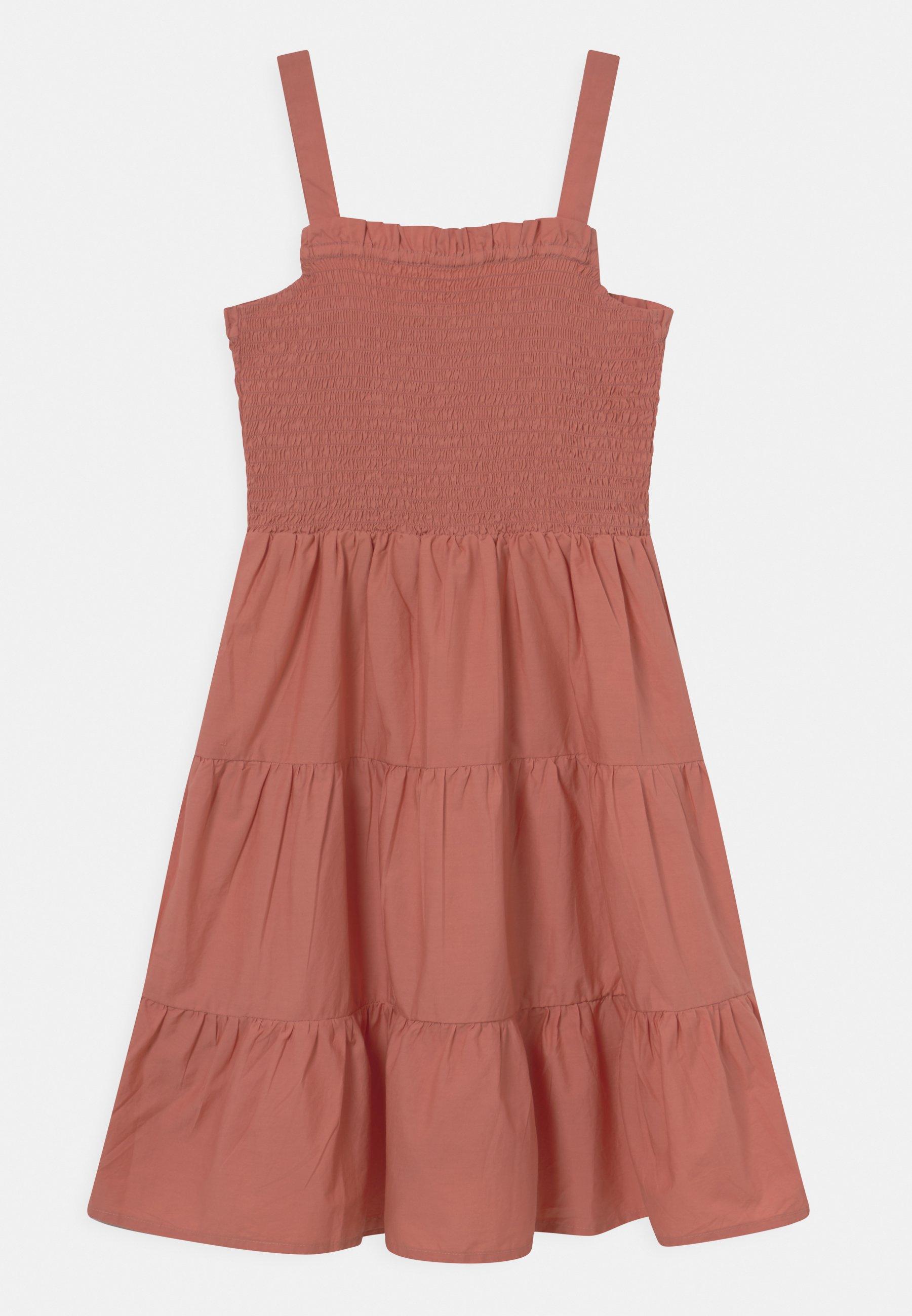 Børn NKFJULIE STRAP DRESS - Hverdagskjoler