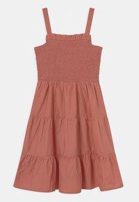 Name it - NKFJULIE STRAP DRESS - Day dress - desert sand - 0
