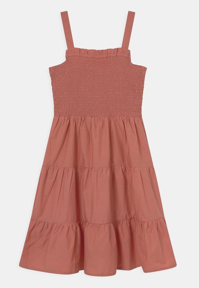Name it - NKFJULIE STRAP DRESS - Day dress - desert sand