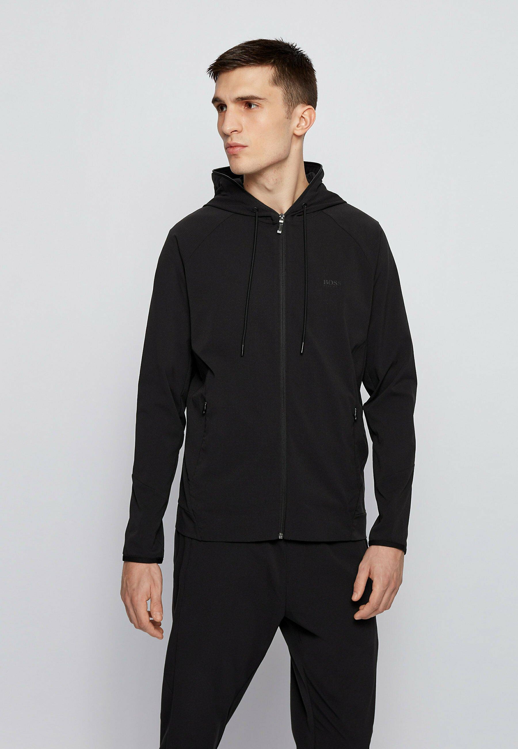 Men SOONIC - Zip-up sweatshirt