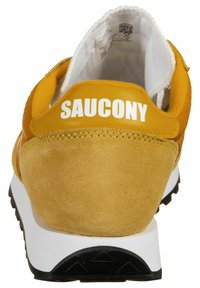 Saucony - JAZZ ORIGINAL VINTAGE - Trainers - yellow wht sil - 2