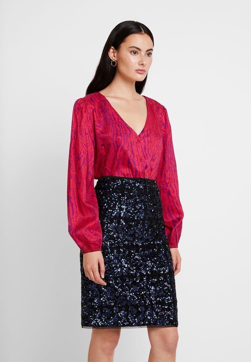 Fabienne Chapot - BLOUSE - Bluse - deep fuchsia/purple