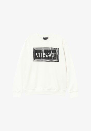 FELPA - Sweatshirt - bianco/nero