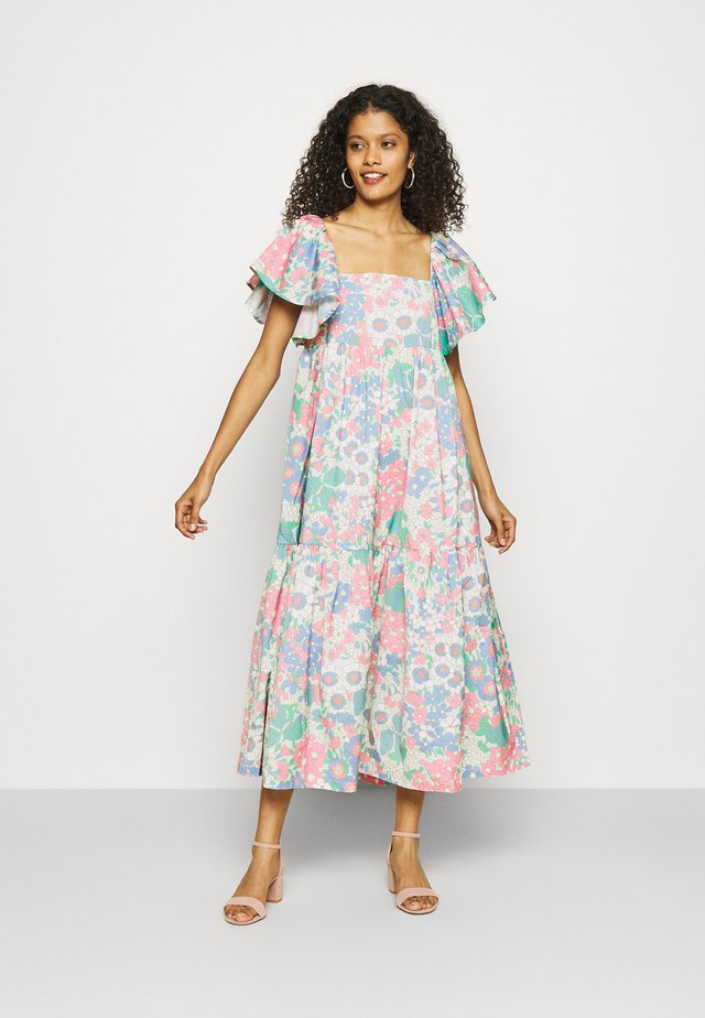 DENISE DRESS - Denní šaty - mint