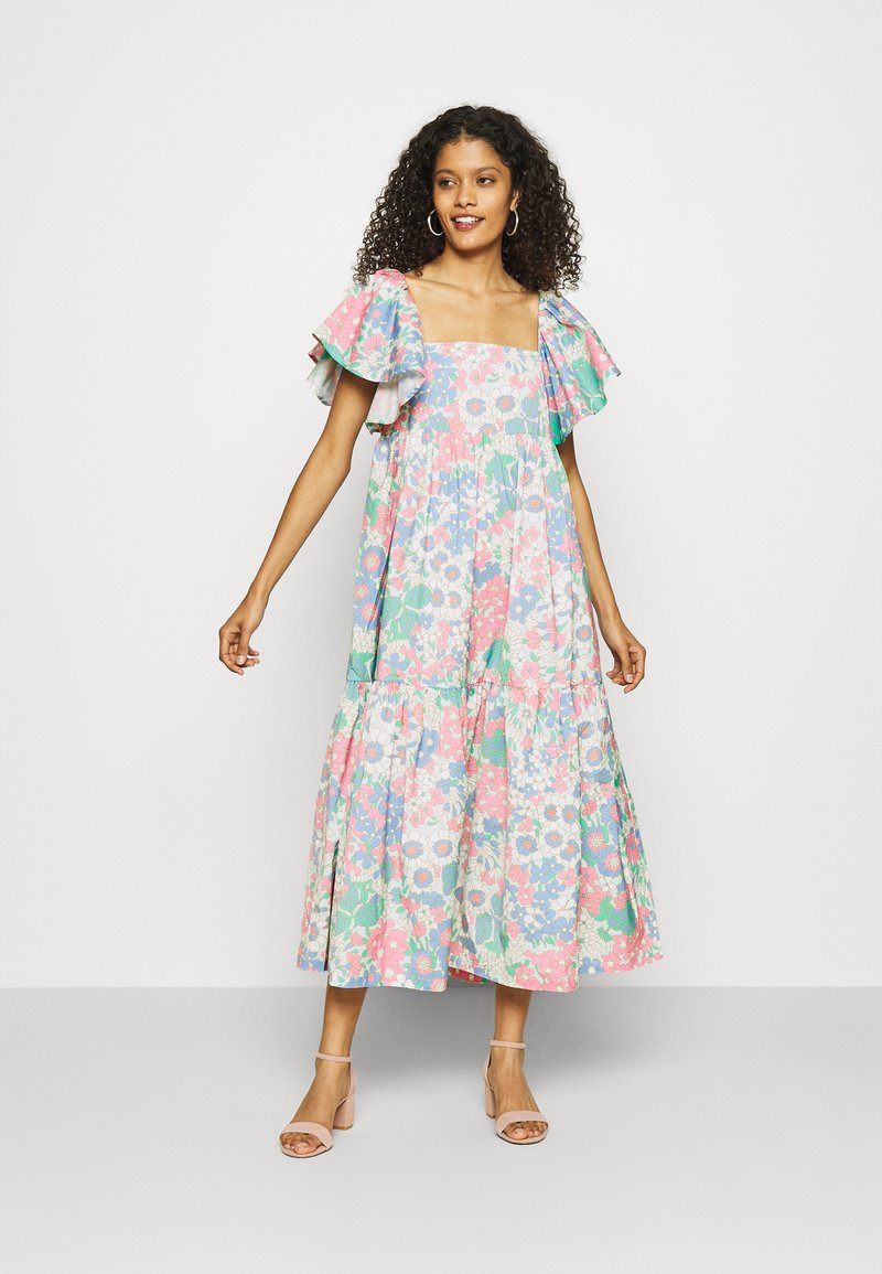 Résumé - DENISE DRESS - Day dress - mint