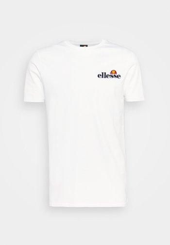 GERAGIO TEE - T-shirt imprimé - white