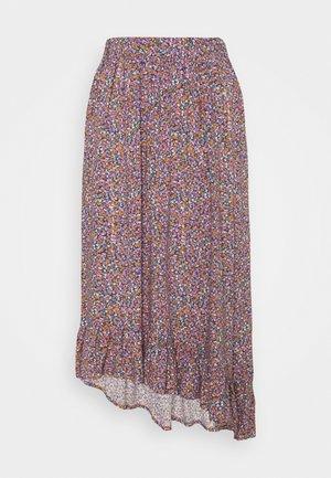 PCTIMBERLY MIDI SKIRT - Pencil skirt - deep ultramarine