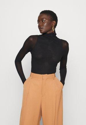 VELES - Long sleeved top - black