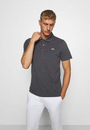 CLASSIC KURZARM - Polo - pitch chine
