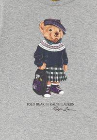 Polo Ralph Lauren - BEAR - Long sleeved top - heather grey - 2