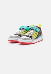 adidas Originals - FORUM - Sneakers - sonic fuchsia/pink tint/acid mint - 2