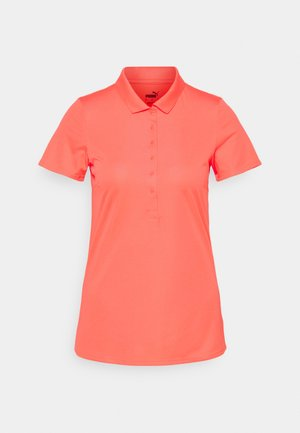 ROTATION - Polo shirt - georgia peach