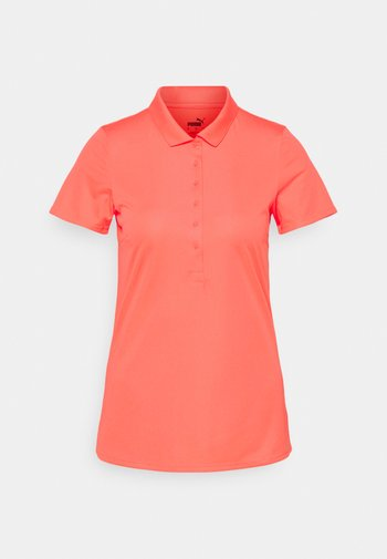 ROTATION - Polo shirt - georgia peach