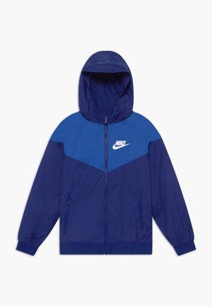 Sportovní bunda - deep royal blue/game royal/white