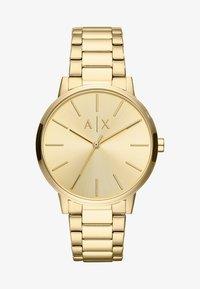 Armani Exchange - Watch - gold-coloured - 1