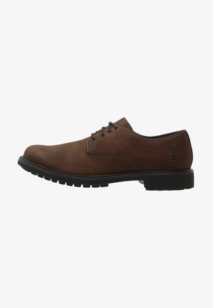 STORMBUCKS - Lace-ups - burnished dark brown