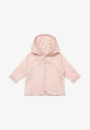 BONNY - Zip-up hoodie - light pink
