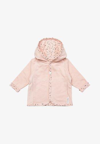 BONNY - Zip-up sweatshirt - light pink