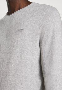 JOOP! Jeans - CHARLES - Long sleeved top - silver - 5