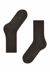 FALKE - SENSITIVE BERLIN - Socks - dark brown - 3