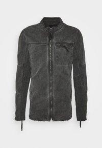 Be Edgy - BETOMA - Kurtka jeansowa - vintage black - 5