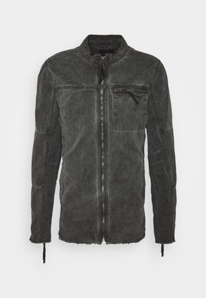 BETOMA - Denim jacket - vintage black