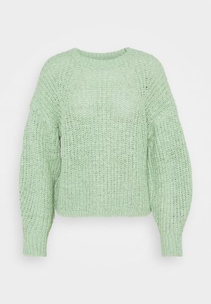 ANNE - Pullover - malachite