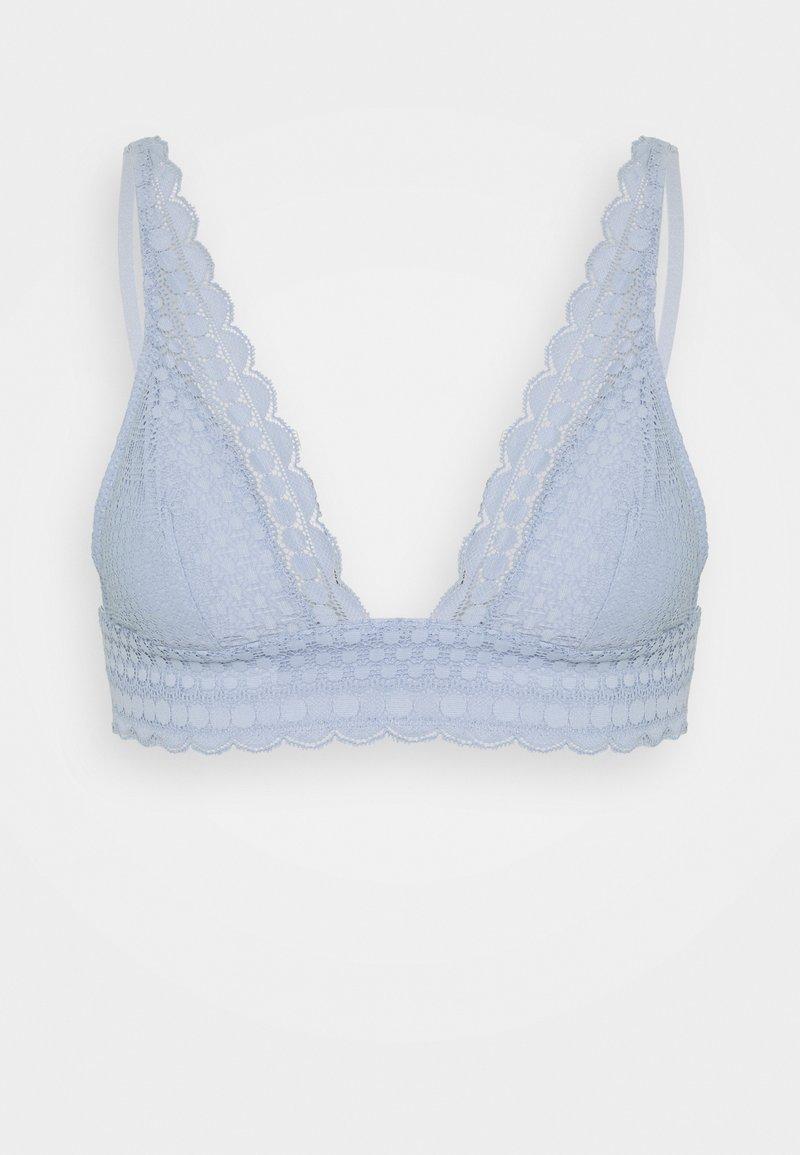 Etam - CHERIE CHERIE N°8 - Triangle bra - bleu