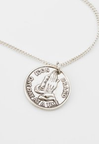 Icon Brand - PRAY AND DISPLAY - Necklace - silver-coloured - 4