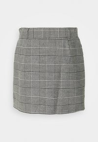 4th & Reckless - CHESTER SKIRT - Mini skirt - grey - 1