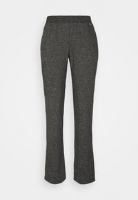 LASCANA - PANTS RELAX - Pyjama bottoms - anthracite - 0