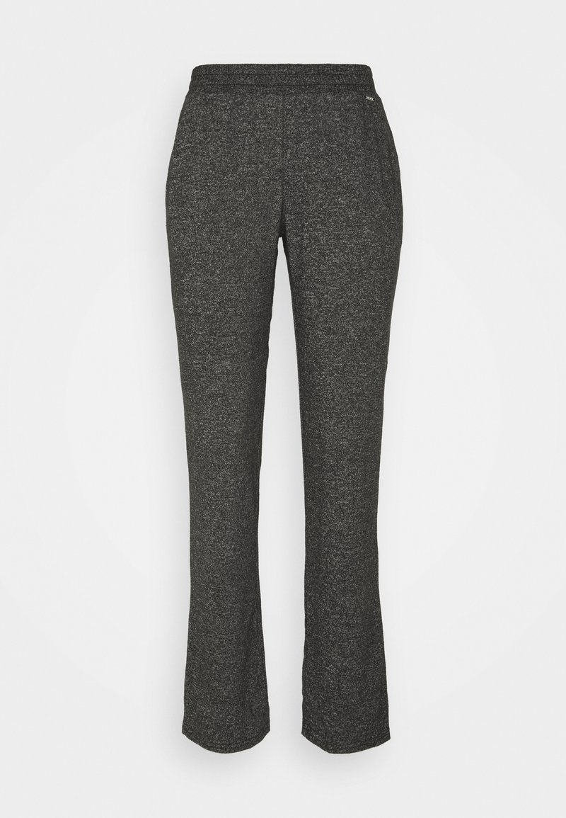 LASCANA - PANTS RELAX - Pyjama bottoms - anthracite