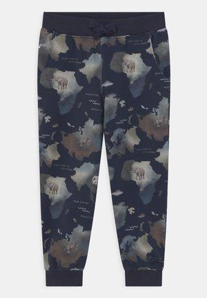 NMMBAMAP - Trousers - dark sapphire