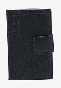 Strellson Premium - NORTON C-TWO E-CAGE SV8F - Wallet - darkbrown - 0