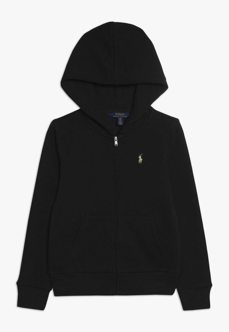 Polo Ralph Lauren - HOOD  - Huvtröja med dragkedja - black