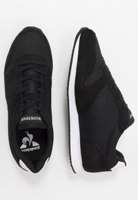 le coq sportif - MATRIX - Zapatillas - black - 1