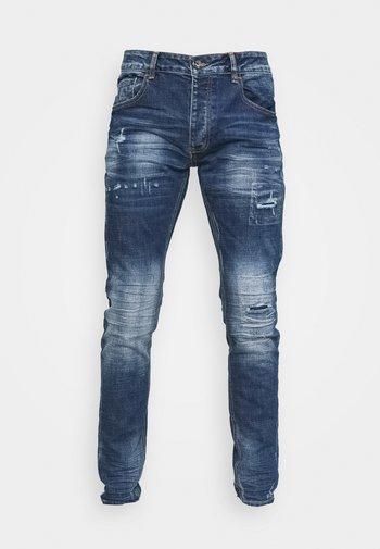 PARIS  - Jeans slim fit - mid blue wash