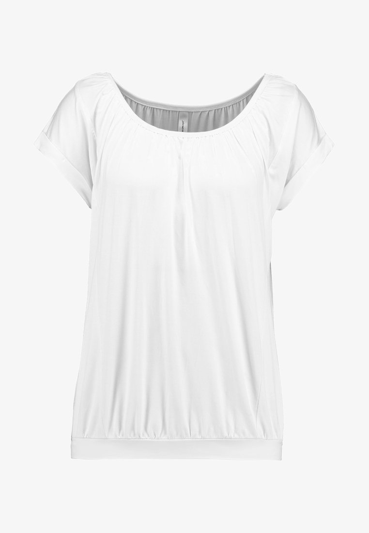 Soyaconcept BABETTE - T-shirts - offwhite