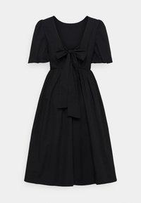 YAS - YASLENA DRESS - Denní šaty - black - 1